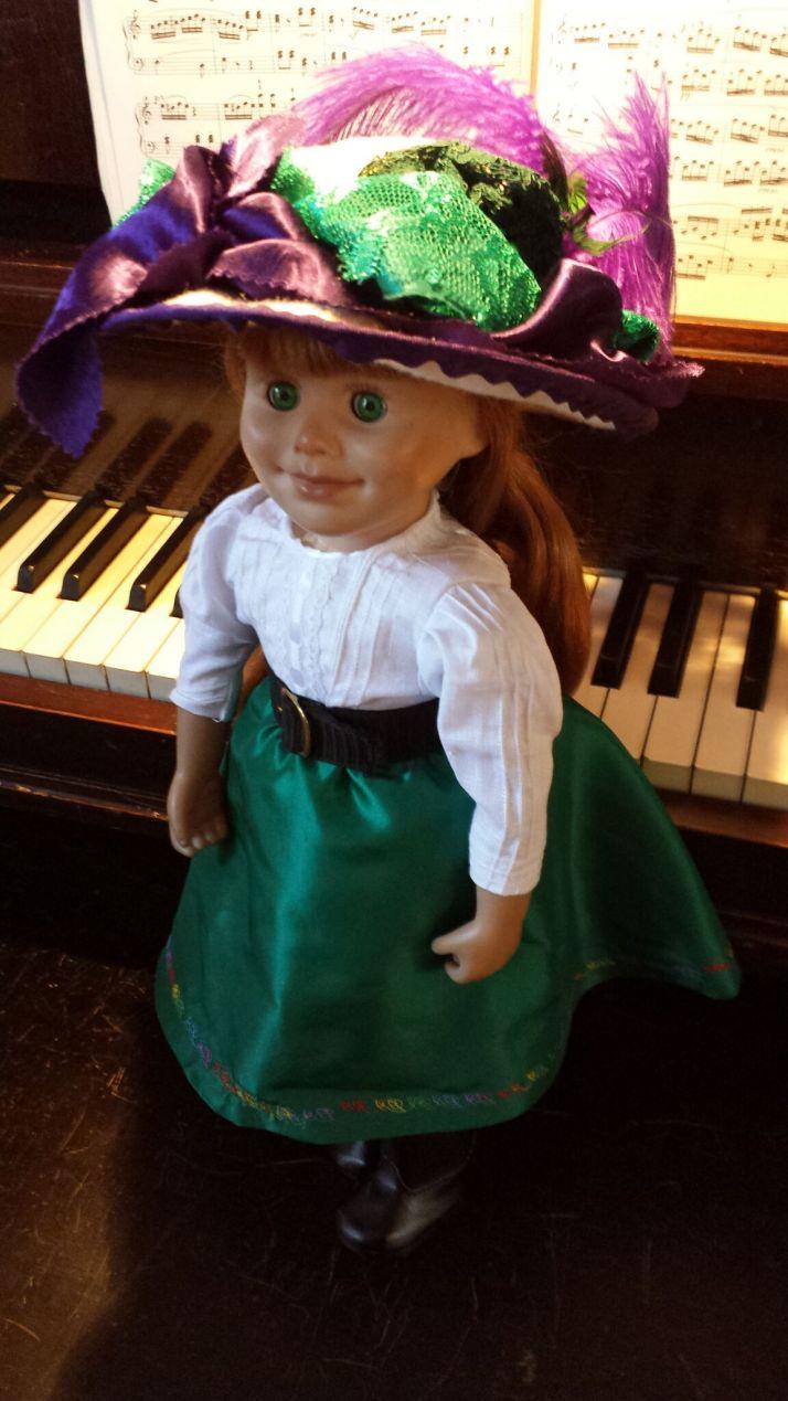 Hillary Doll